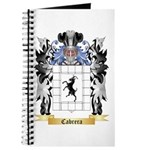 Cabrera Journal