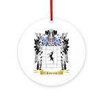 Cabrera Ornament (Round)