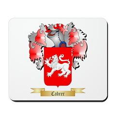 Cabrer Mousepad
