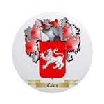 Cabre Ornament (Round)
