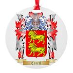 Cabral Round Ornament