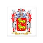 Cabral Square Sticker 3