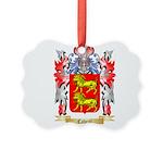 Cabral Picture Ornament