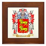 Cabral Framed Tile