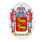 Cabral Ornament (Oval)