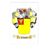 Cabotto Postcards (Package of 8)