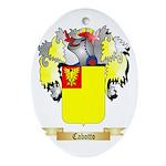 Cabotto Ornament (Oval)