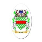 Cable 35x21 Oval Wall Decal