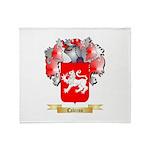 Cabiron Throw Blanket