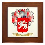 Cabiron Framed Tile