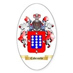 Cabezuelo Sticker (Oval)