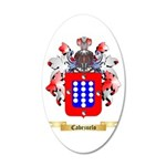 Cabezuelo 20x12 Oval Wall Decal