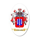 Cabezuelo 35x21 Oval Wall Decal