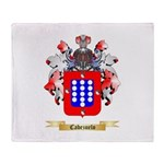 Cabezuelo Throw Blanket