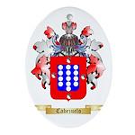 Cabezuelo Ornament (Oval)