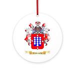 Cabezuelo Ornament (Round)