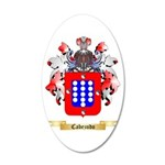 Cabezudo 20x12 Oval Wall Decal
