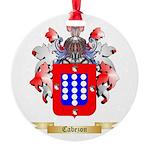Cabezon Round Ornament