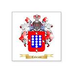 Cabezon Square Sticker 3