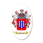 Cabezon 35x21 Oval Wall Decal