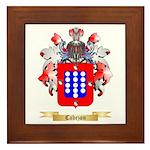 Cabezon Framed Tile