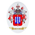 Cabezon Ornament (Oval)