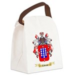 Cabezas Canvas Lunch Bag