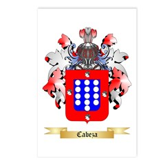 Cabeza Postcards (Package of 8)