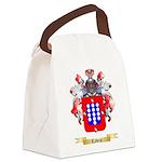 Cabeza Canvas Lunch Bag
