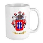 Cabeza Large Mug
