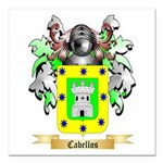 Cabellos Square Car Magnet 3