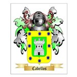 Cabellos Small Poster