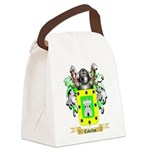 Cabellos Canvas Lunch Bag