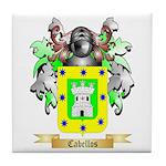 Cabellos Tile Coaster