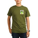 Cabello Organic Men's T-Shirt (dark)