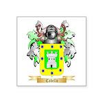 Cabello Square Sticker 3