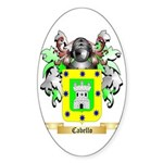 Cabello Sticker (Oval)
