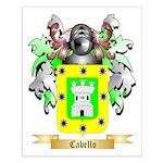 Cabello Small Poster