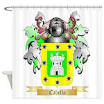 Cabello Shower Curtain