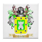 Cabello Tile Coaster