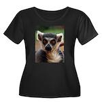 Lemur Plus Size T-Shirt