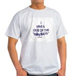 Case of the Mondays Ash Grey T-Shirt