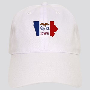 Iowa Flag Cap