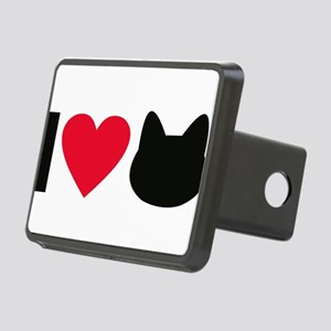 I love cats Hitch Cover