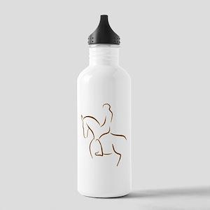 Dressurpferd Water Bottle