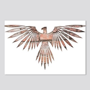 Bird of Prey Postcards (Package of 8)
