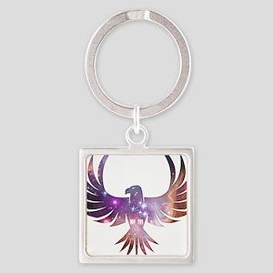 Bird of Prey Keychains