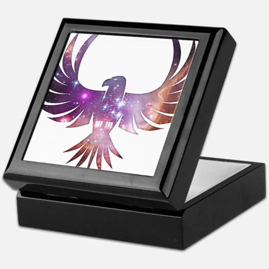 Bird of Prey Keepsake Box