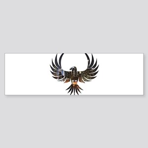 Bird of Prey Bumper Sticker