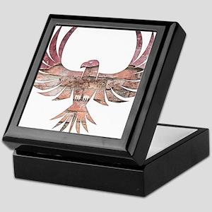 Bird of Prey Keepsake Box